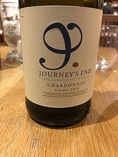 Journey's End Chardonnay(ジャーニーズ・エンド シャルドネ)