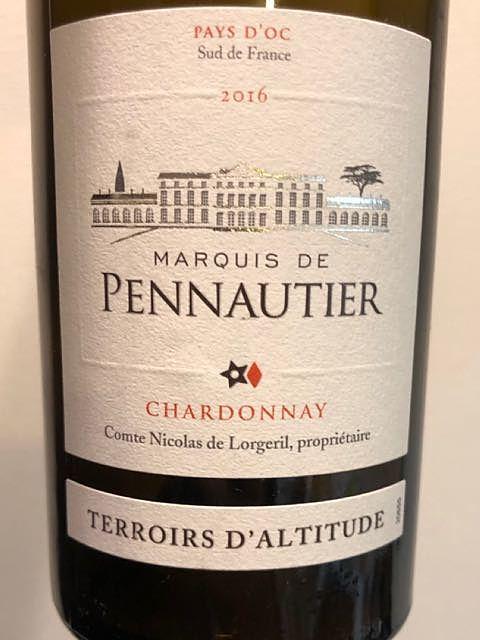 Marquis de Pennautier Chardonnay