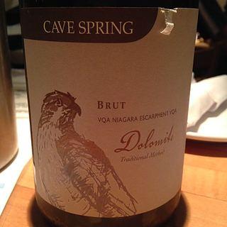 Cave Spring Dolomite Brut