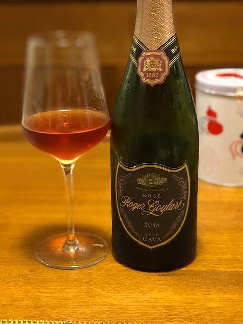 Roger Goulart Rosé Brut(ロジャー・グラート ロゼ ブリュット)