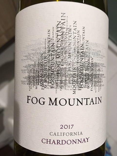 Fog Mountain Chardonnay(フォグ・マウンテン シャルドネ)