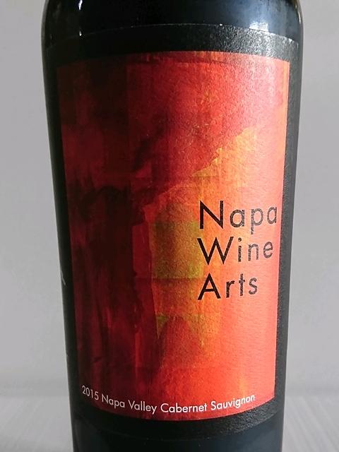 Napa Wine Arts Napa Valley Cabernet Sauvignon(ナパ・ワイン・アーツ ナパ・ヴァレー カベルネ・ソーヴィニヨン)