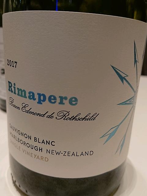 Rimapere Sauvignon Blanc(リマペレ ソーヴィニヨン・ブラン)