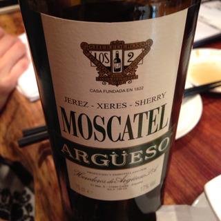 Argüeso Moscatel