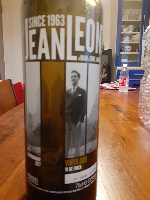 Jean Leon Vinya Gigi Chardonnay(ジャン・レオン ヴィーニャ・ジジ シャルドネ)
