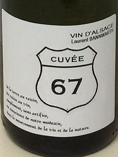 Laurent Bannwarth Cuvée 67