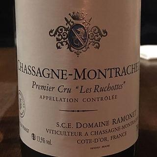 Dom. Ramonet Chassagne Montrachet 1er Cru Les Ruchottes
