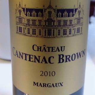 Ch. Cantenac Brown