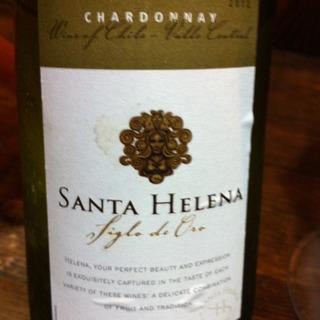 Santa Helena Siglo de Oro Chardonnay
