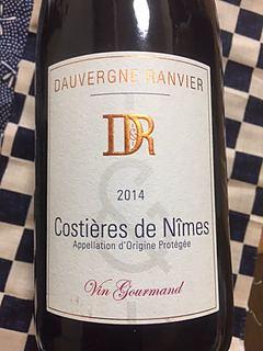 Dauvergne Ranvier Costières de Nîmes Vin Gourmand