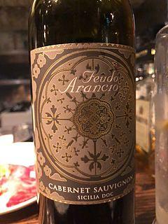 Feudo Arancio Cabernet Sauvignon