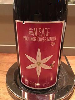 Fleith Pinot Noir Cuvée Marius
