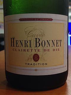 Henri Bonnet Clairette de Die Tradition(アンリ・ボネ クレレット・ド・ディー トラディション)
