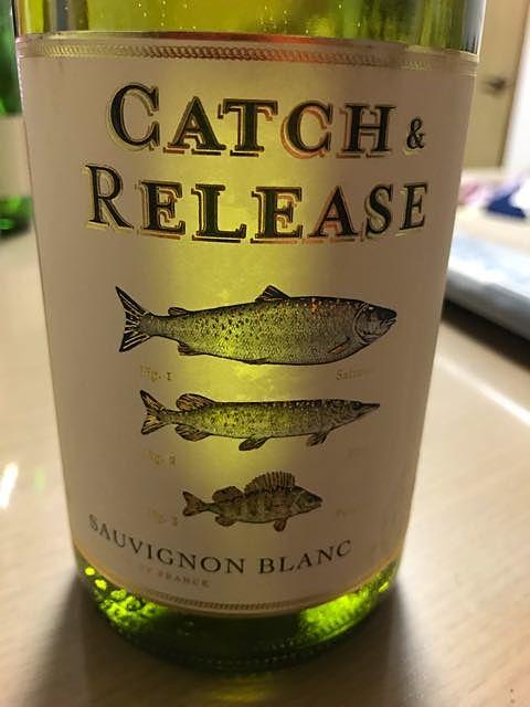 Catch & Release Sauvignon Blanc(キャッチ&リリース ソーヴィニヨン・ブラン)