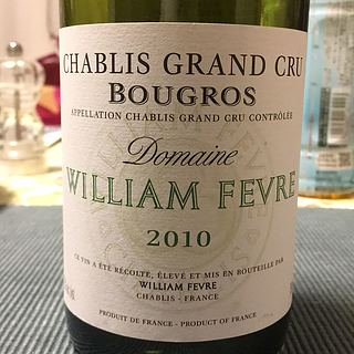 Dom. William Fèvre Chablis Grand Cru Bougros