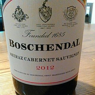 Boschendal Shiraz Cabernet Sauvignon