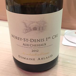 Dom. Arlaud Morey Saint Denis 1er Cru Aux Cheseaux