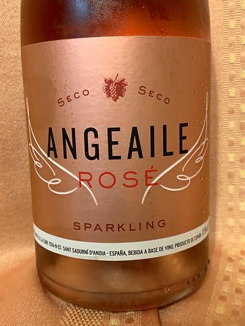 Angeaile Sparkling Rosé