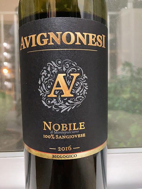 Avignonesi Vino Nobile di Montepulciano(アヴィニョネージ ヴィーノ・ノービレ・ディ・モンテプルチャーノ)