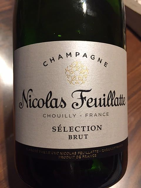 Nicolas Feuillatte Sélection Brut(ニコラ・フィアット セレクション ブリュット)