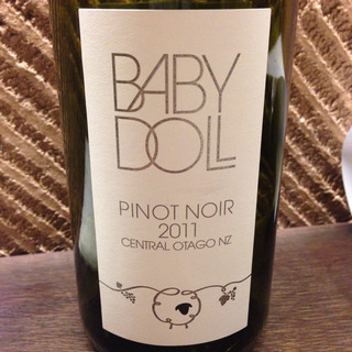 Baby Doll Central Otago Pinot Noir