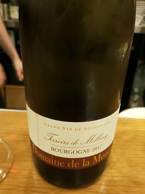 Dom. de la Monette Bourgogne Terroirs de Mellecey(ドメーヌ・ド・ラ・モネット ブルゴーニュ テロワーニュ・ド・メルセ)