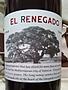 El Renegado Tinto(2012)