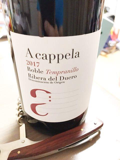 Acappela Roble(アカペラ ロブレ)