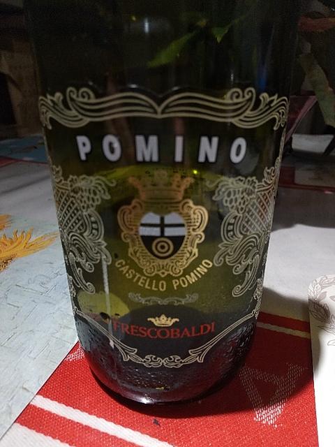 Frescobaldi Pomino Bianco(フレスコバルディ ポミーノ ビアンコ)