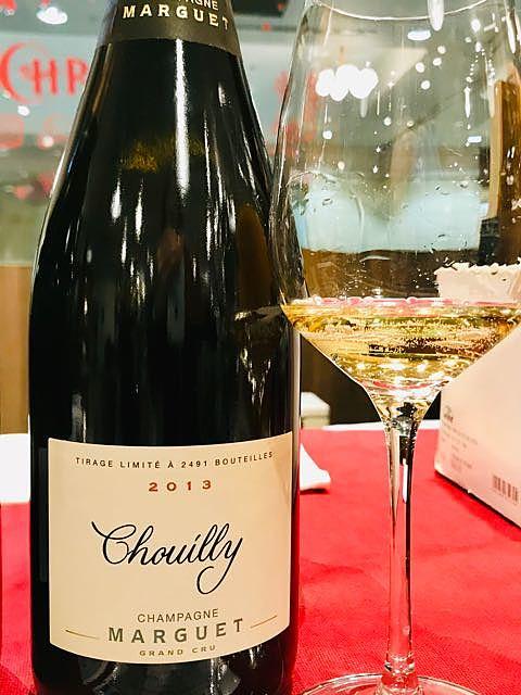 Champagne Marguet Chouilly Grand Cru
