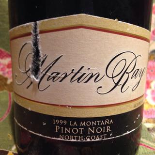 Martin Ray La Montana Pinot Noir
