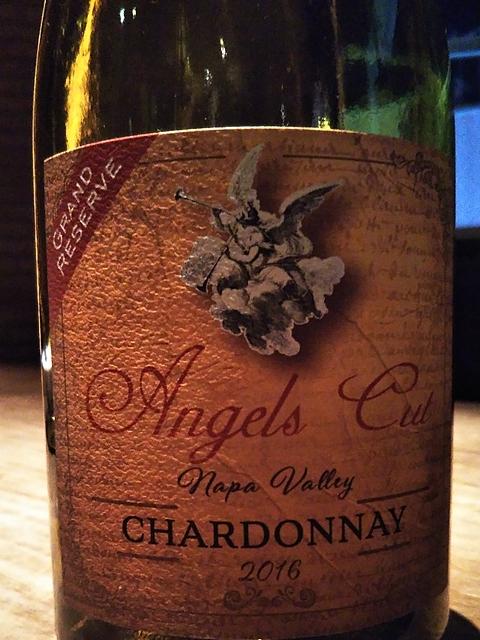 Angels Cut Grand Reserve Chardonnay(エンジェルズ・カット グランド・リザーヴ シャルドネ)