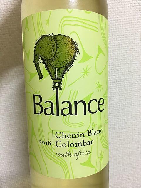 Balance Chenin Blanc Colombard
