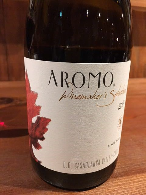 Aromo Winemaker's Selection Pinot Noir