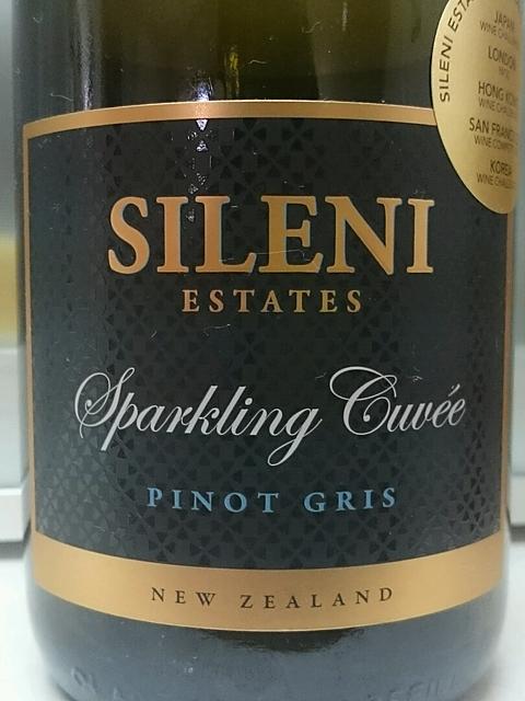Sileni Sparkling Cuvée Pinot Gris
