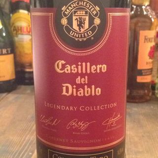 Casillero del Diablo Legendary Collection Cabernet Sauvignon