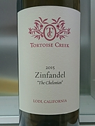 Tortoise Creek Zinfandel The Chelonian(2015)