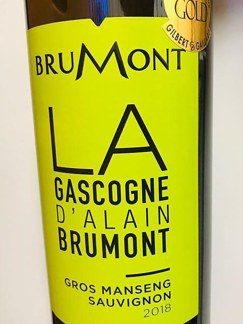 Dom. Alain Brumont Gascogne Blanc