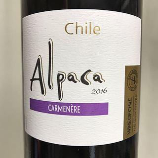 Alpaca Carmenére(アルパカ カルメネール)
