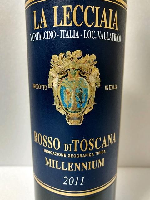 La Lecciaia Rosso di Toscana Millennium