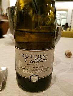 Dutton Goldfield Dutton Ranch Chardonnay Rued Vineyard