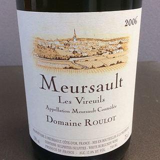 Dom. Roulot Meursault Vireuils