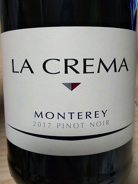 La Crema Monterey Pinot Noir(ラ・クレマ モントレー ピノ・ノワール)