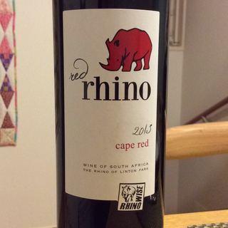 Rhino Cape Red
