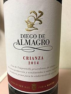 Diego de Almagro Crianza
