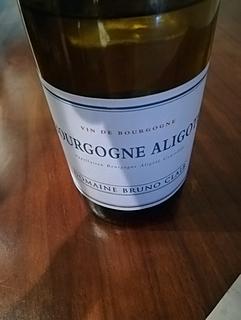 Dom. Bruno Clair Bourgogne Aligoté