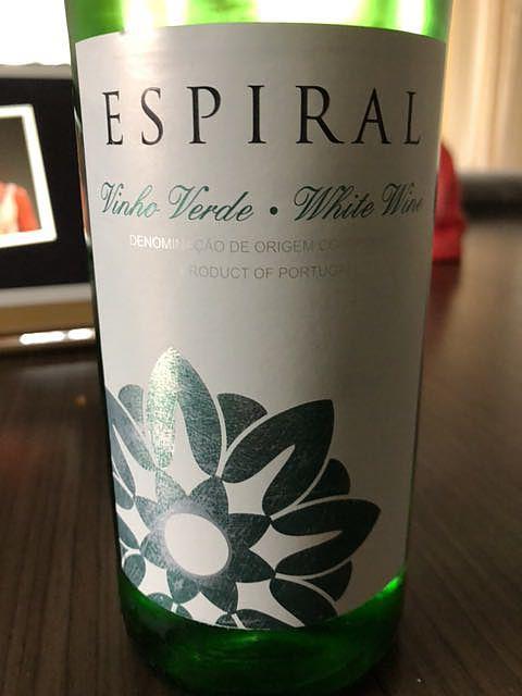 Espiral Vinho Verde Branco