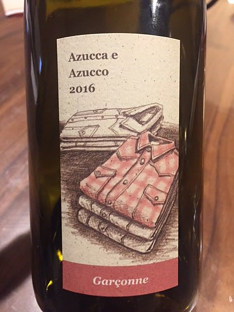 Azucca e Azucco Garçonne Bianca 2016(アズッカ・エ・アズッコ ギャルソンヌ ビアンカ)