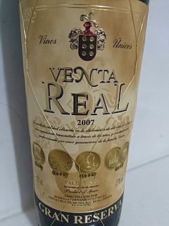 Venta Real Gran Reserva(ベンタ・レアル グラン・レゼルヴァ)