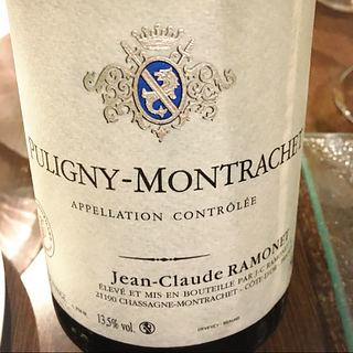 Jean Claude Ramonet Puligny Montrachet(ジャン・クロード・ラモネ ピュリニー・モンラッシェ)